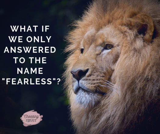 What if we only answered to the name fearless?-2 copy